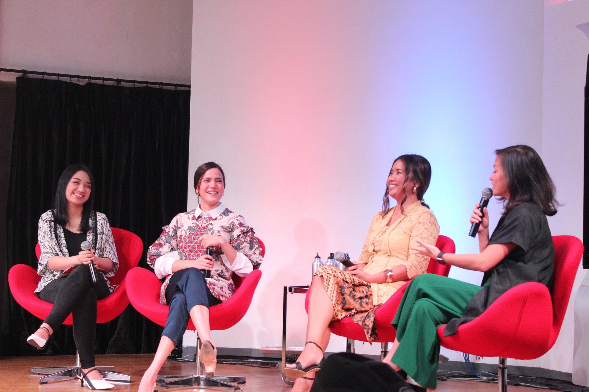 Alpha Momentum Undang Founder Perempuan dari Berbagai Startup