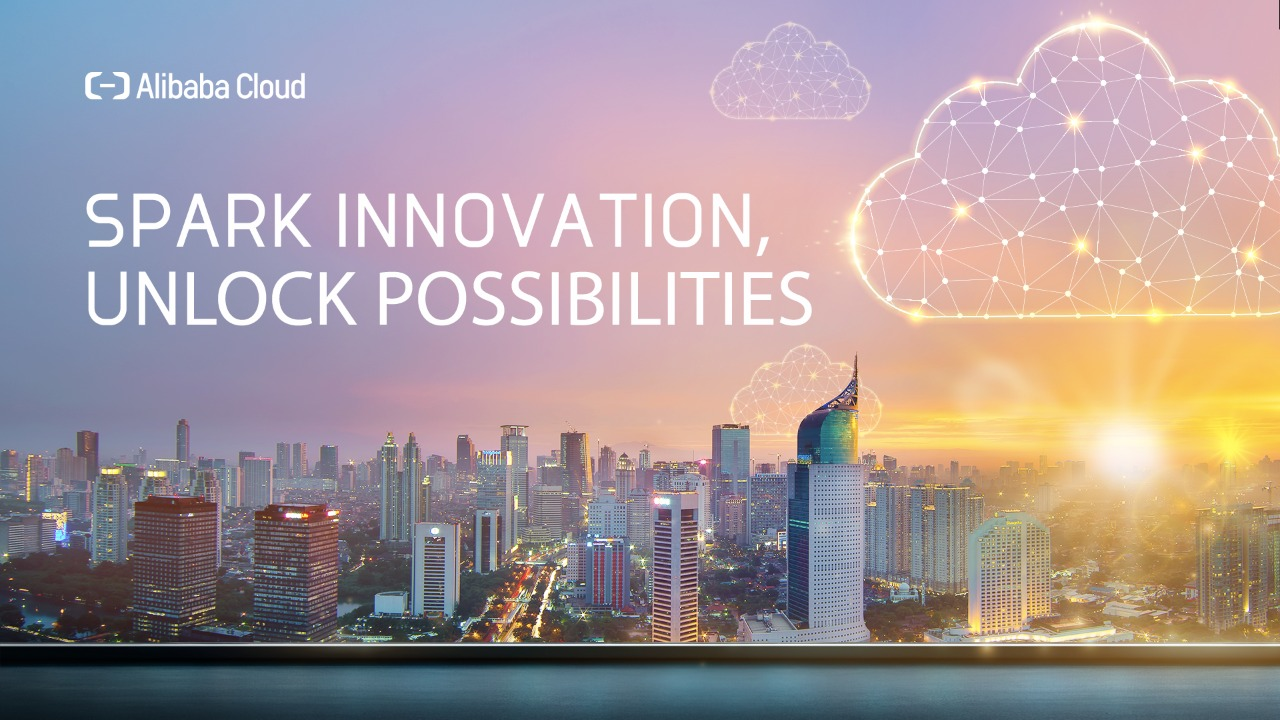 Alibaba Cloud: Spark Innovation, Unlock Possibilities
