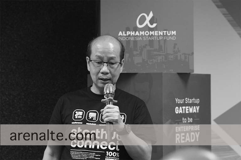 ALPHA MOMENTUM INDONESIA UNDANG 100+ STARTUP DI STARTHUB CONNECT