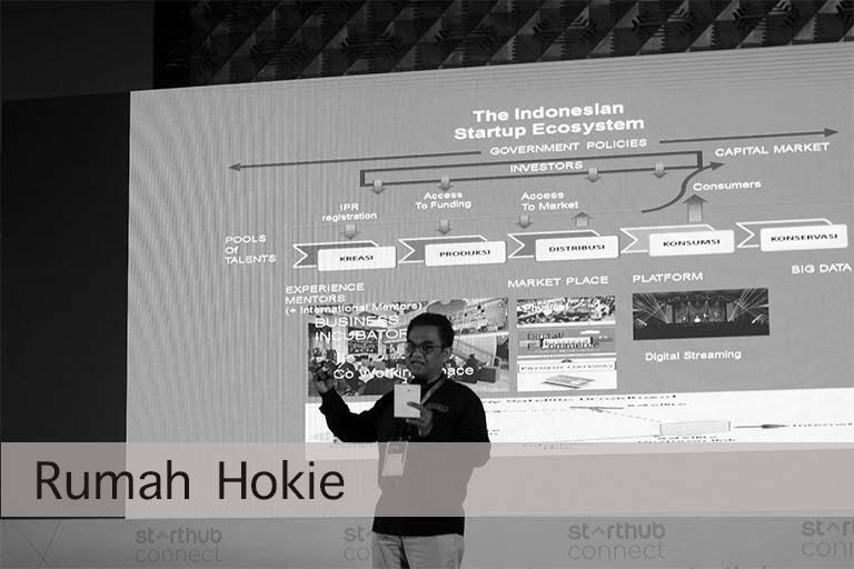 PACU EKOSISTEM DIGITAL DI INDONESIA, SML GELAR STARTHUB CONNECT 2018